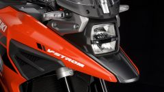 Nuova Suzuki V-Strom 1050: il becco in stile DR 800 Big