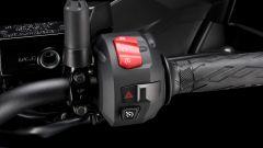 Nuova Suzuki V-Strom 1050: il blocchetto destro