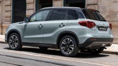 Nuova Suzuki Vitara 2019, niente più motori diesel