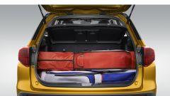 Nuova Suzuki Vitara Hybrid bagagliaio a pieno carico