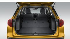Nuova Suzuki Vitara Hybrid bagagliaio