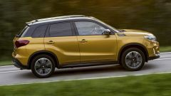 Nuova Suzuki Vitara Hybrid dinamica laterale