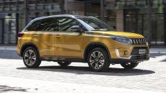 Nuova Suzuki Vitara Hybrid statica 3/4 anteriore