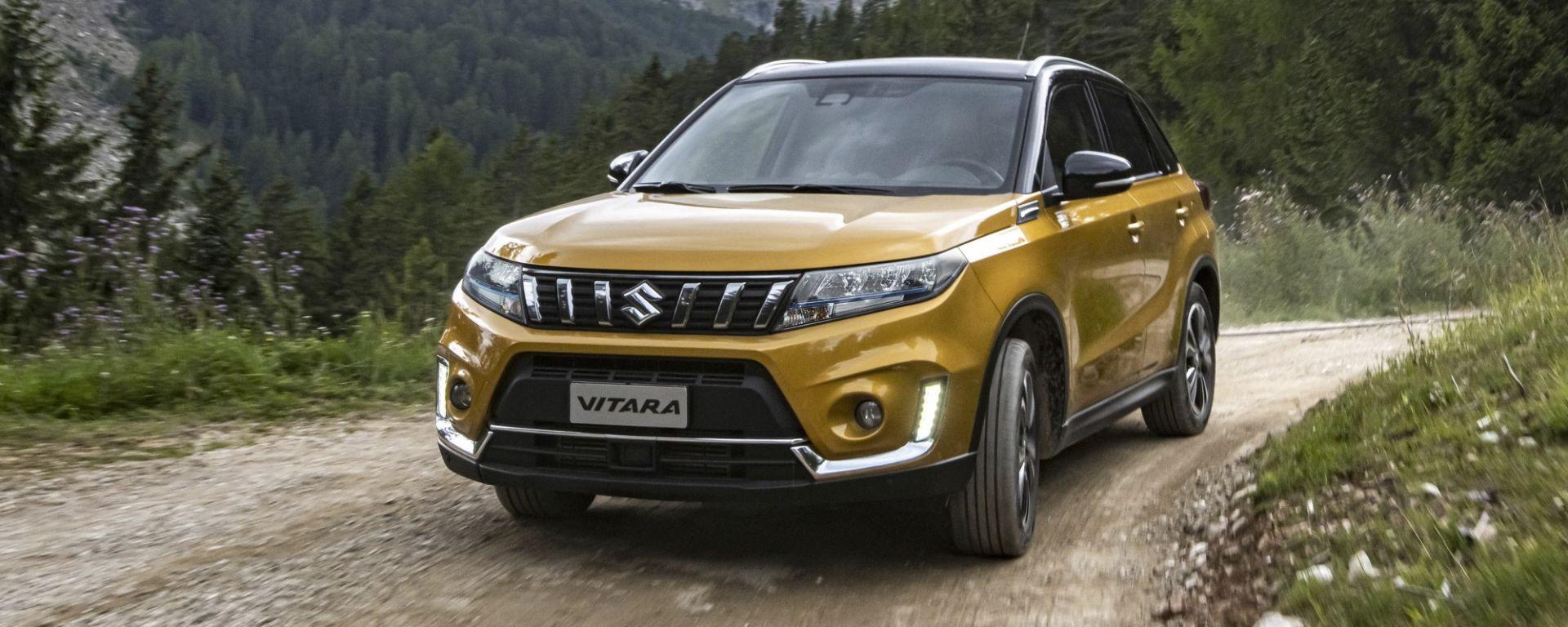 Nuova Suzuki Vitara Hybrid