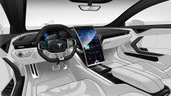 Nuova Tesla Model S: l'ipotesi di come sarà l'abitacolo