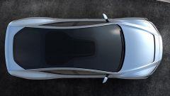 Nuova Tesla Model S: una vista dall'alto
