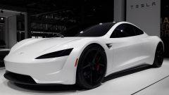 Tesla Roadster 2020: il prototipo visto da vicino - Immagine: 1