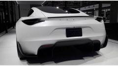 Tesla Roadster 2020: il prototipo visto da vicino - Immagine: 2