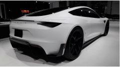 Tesla Roadster 2020: il prototipo visto da vicino - Immagine: 5