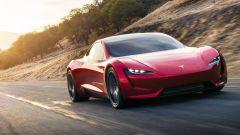 Nuova Tesla Roadster 2: l'elettrica che straccia le supercar - Immagine: 1