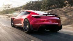 Nuova Tesla Roadster 2: l'elettrica che straccia le supercar - Immagine: 5