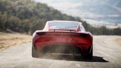 Nuova Tesla Roadster 2: l'elettrica che straccia le supercar - Immagine: 6