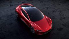 Nuova Tesla Roadster 2: l'elettrica che straccia le supercar - Immagine: 7