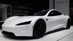 Nuova Tesla Roadster, Musk: «Volerà davvero» - Immagine: 1