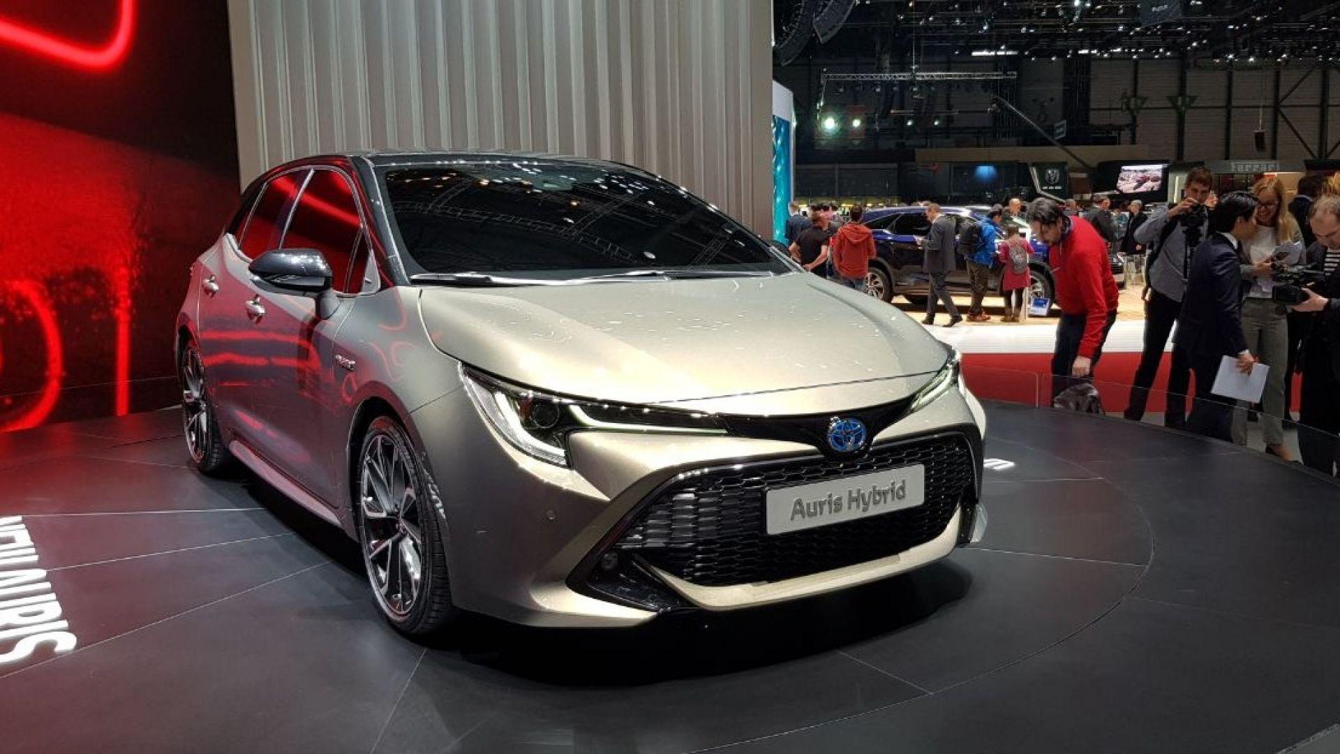 Toyota Supra 2018 >> Salone di Ginevra 2018: le novità Toyota. Nuova Auris, Aygo restyling - MotorBox