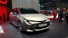 Nuova Toyota Auris Hybrid, live dal Salone di Ginevra 2018