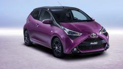 Nuova Toyota Aygo 2018