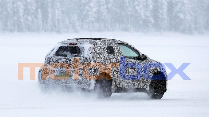 Nuova Toyota Aygo: quasi terminati i test invernali