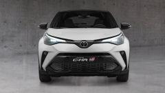 Toyota C-HR GR Sport, un Suv coupé inc***ato nero. Il prezzo - Immagine: 3
