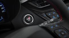 Toyota C-HR GR Sport, un Suv coupé inc***ato nero. Il prezzo - Immagine: 17