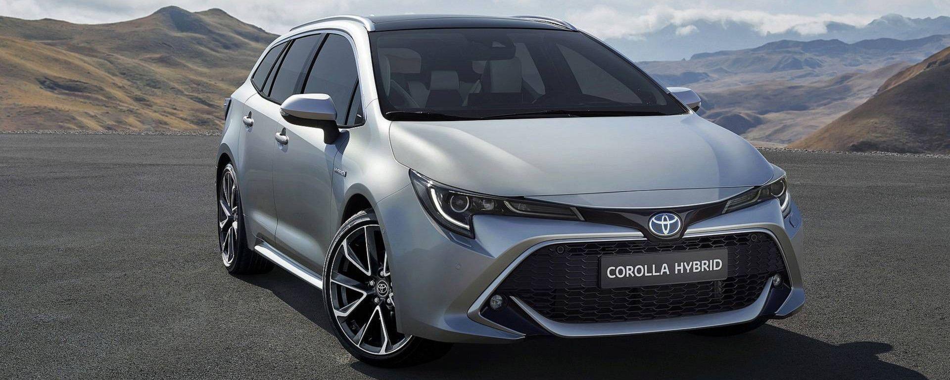 Nuova Toyota Corolla 2019 Prezzi Allestimenti Consumi