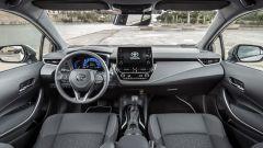Nuova Toyota Corolla 2019: le opinioni dopo la prova - Immagine: 19