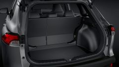 Nuova Toyota Corolla Cross: il bagagliaio