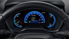 Nuova Toyota Corolla Cross: il quadro strumenti