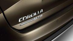 Nuova Toyota Corolla Touring Sports Trek: i badge per riconoscerla