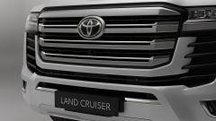 Nuova Toyota Land Cruiser, torna il leggendario schiacciasassi. Video - Immagine: 17