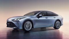 Nuova Toyota Mirai, più potenza e autonomia per conquistare il mondo - Immagine: 6
