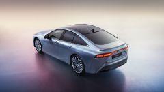 Nuova Toyota Mirai, più potenza e autonomia per conquistare il mondo - Immagine: 7