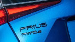 Nuova Toyota Prius AWD-e 2019 con la nuova trazione integrale