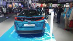 Nuova Toyota Prius Plug-in Hybrid, coda