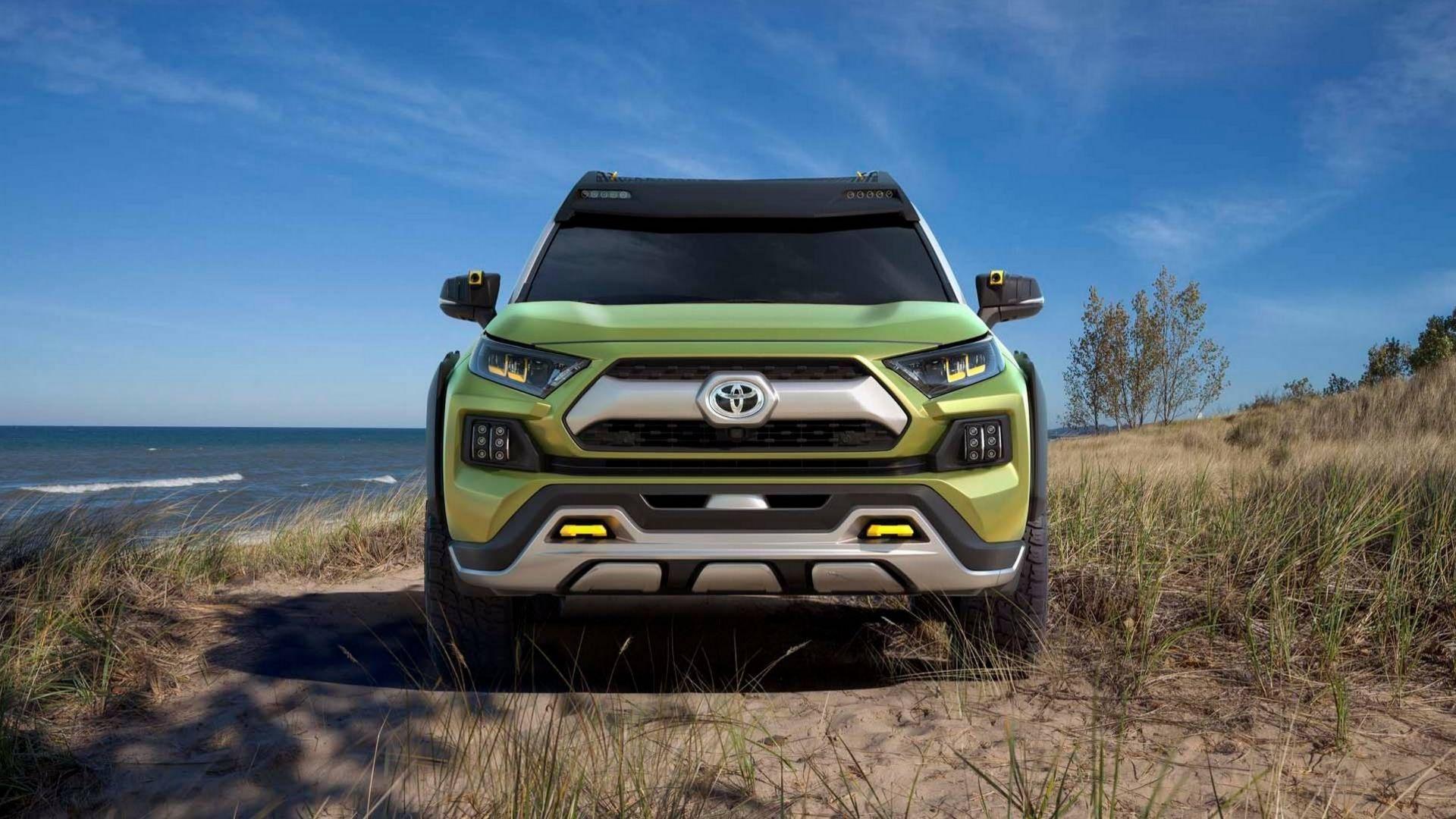 Toyota Rav 4 Le >> Nuova Toyota RAV4 2019: foto, caratteristiche, data di ...
