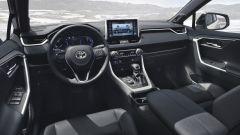 Nuova Toyota RAV4 AWD-i Style, ibrida ma anche divertente - Immagine: 8