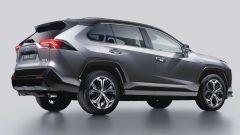 Toyota RAV4 Plug-in Hybrid, via alle vendite. Prezzi e promo - Immagine: 2
