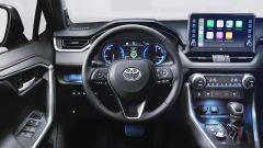 Toyota RAV4 Plug-in Hybrid, via alle vendite. Prezzi e promo - Immagine: 5