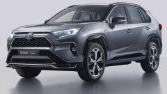 Nuova Toyota RAV4 Plug-in Hybrid 2021: prezzo, consumi, autonomia