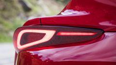 Nuova Toyota Supra 2019: il fanale posteriore