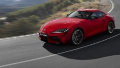 Toyota Supra 2019: prezzi, prestazioni, scheda tecnica, immagini