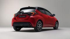 Nuova Toyota Yaris 2020: il posteriore