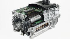 Nuova Toyota Yaris 2020: l'elettronica di controllo del sistema ibrido