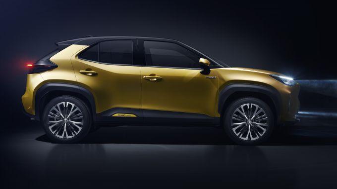 Nuova Toyota Yaris Cross