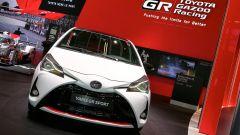 Toyota Yaris GR Sport, divertimento in salsa ibrida a Parigi - Immagine: 1