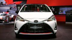Toyota Yaris GR Sport, divertimento in salsa ibrida a Parigi - Immagine: 2