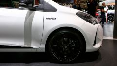 Toyota Yaris GR Sport, divertimento in salsa ibrida a Parigi - Immagine: 5