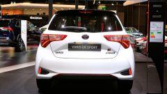 Toyota Yaris GR Sport, divertimento in salsa ibrida a Parigi - Immagine: 6