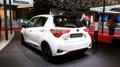 Toyota Yaris GR Sport, divertimento in salsa ibrida a Parigi - Immagine: 10