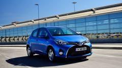 Nuova Toyota Yaris Hybrid: la scelta giusta - Immagine: 11
